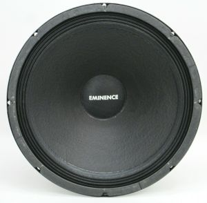 "Single – Eminence 67-9013 18029 18"" Woofer 18-inch Speaker 8 OHM"