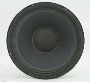 "Single – PAS Professional Audio Systems MB1280C 12"" inch Woofer Speaker #1479"