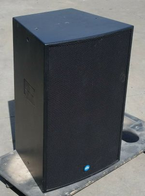 "Single Renkus-Heinz 15"" 2 Way PF1-500 Powered Speaker CF CFX151"