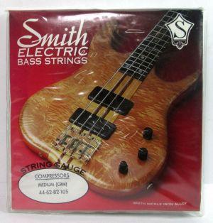 Smith 44-62-82-105 Electric Bass Guitar Strings Medium Gauge Nickle Iron Alloy