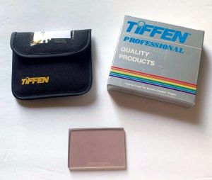 TIFFEN 2×3 Warm Black Promist 2 Glass Square Camera Filter