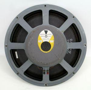 """Vintage Single JBL 15"""" Inch 130A 8 OHM Signature Woofer Speaker"""