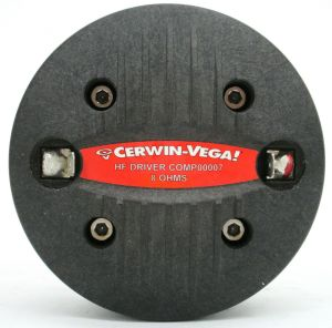 """Cerwin Vega COMP00007 1"""" Exit Comp HF Driver for CVi-152 CVi-122M CVi-252"""
