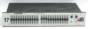 Rack Mount Klark-Teknik DN-332 Graphic Equalizer DN332