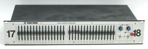 Rack Mount Klark-Teknik DN-332 Graphic Equalizer DN332
