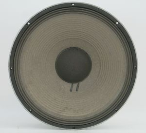 "SINGLE JBL 2226H 15"" inch Low Freq LF Transducer 8-Ohm Woofer Speaker 600W #1351"