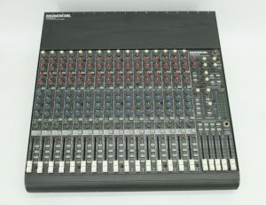 Mackie CR1604-VLZ 16-Channel MIC / LINE Mixer Mixing Console