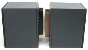 PAIR – Blue Sky SAT 6.5 2-Way Bi-Amplified Studio Monitor Speakers 100W + 100W