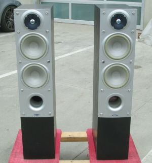 PAIR of Energy Connoisseur Series C-5 Tower Speakers C-5B-1 Pick Up Only