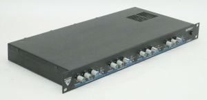 Rack Mount Valley Audio Gatex II 4-Channel Noise Gate model 451 #1543