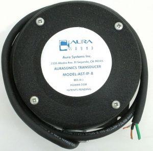 SINGLE – Aura Sound AST-IF-8 Aurasonics Transducer 25W 8 OHM Butt Thumper