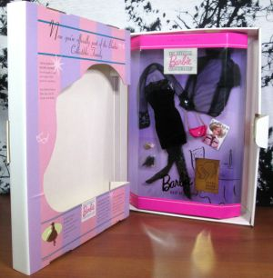 The Official Barbie Collectors Club Barbie Date at Eight Dress Mattel 16078