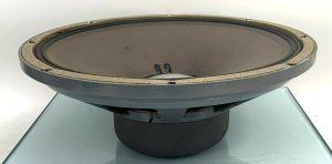 """Vintage Single JBL D140F-6 15"""" Inch 16 OHM Woofer Speaker"""