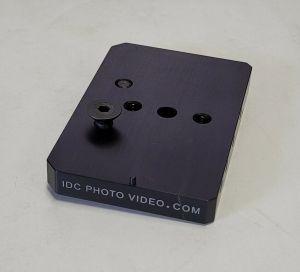 iDC Photo Video SYSTEM ZERO Camera Plate