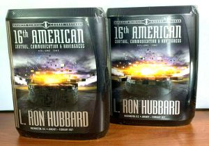 16th American Control Communication & Havingness Scientology L Ron Hubbard 1 & 2