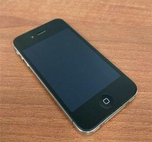 Apple iPhone A1387 4S Black Smartphone MC918LL/A