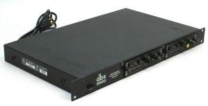 DBX FS900 900 Series Two Module Frame w/ Pair of DBX 902 De-Esser Rack Unit