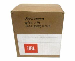 Genuine JBL 505G Midrange Transducer Speaker SEALED New Old Stock 8330 3800 4800