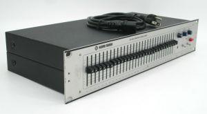 Klark Teknik DN300 DN-300 Single Channel 1/3 Third Octave Graphic Equalizer