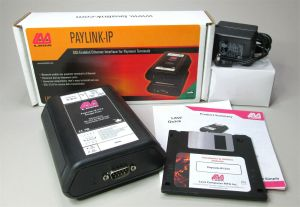 Lava Paylink-IP/232 SSL Enabled Ethernet Interface Payment Terminals RS232-DB9