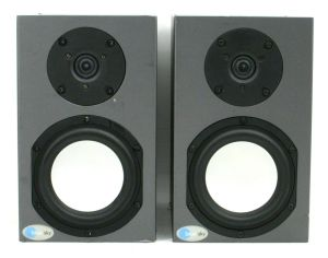 Pair of Blue Sky SAT 5 60W + 60W Bi-amplified Active Monitor Speakers #1645