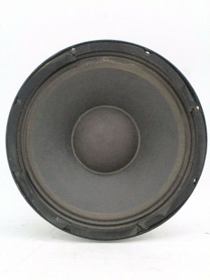 "Single – PAS Professional Audio Systems MB1280C 12"" inch Woofer Speaker"