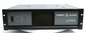 Crest Audio CKS800 NexSys Professional Power Processing Amplifier 400W/CH 8-OHMS