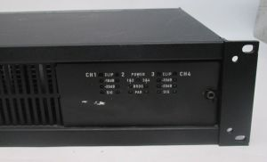 QSC CX254 4 CHANNEL LOW-Z POWER AMPLIFIER