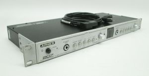 Rack Mount Aphex 207 Dual Channel Tube Mic Preamp Preamplifier