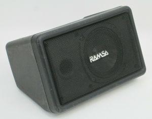 Single – RAMSA Panasonic WS-A10E-K Full-range Compact Speaker Monitor 160W