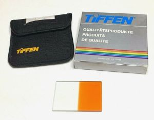 TIFFEN 2×3 C Coral 8 SUPER HV Glass Square Camera Filter