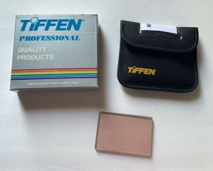 TIFFEN 2×3 Warm Black Pro Mist PM 1/2 Glass Square Camera Filter