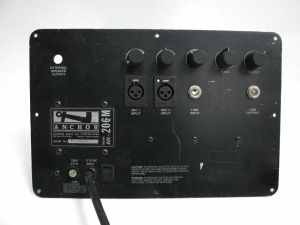 Anchor Liberty AN-206M Amplified Powered Speaker Amp Section REPLACEMENT PART