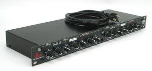 DBX 266XL 2 Channel Compressor Gate Limiter 266 XL