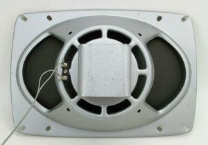 "EMI Audio E.M.I EX10 Oval Elliptical Coaxial Speaker 4 x 12""  Alnico Woofer EXIO"