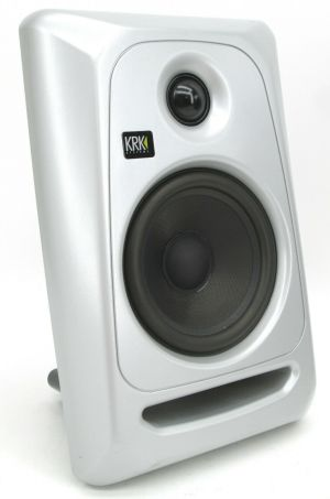 KRK Rokit 5 Studio Monitor FR5KC 4 OHM Woofer Speaker Face Plate RP5G3