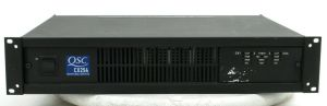 QSC CX254 4-Channel LOW-Z Power Amplifier CX-254 250W/CH @ 4-OHMS Amp #373
