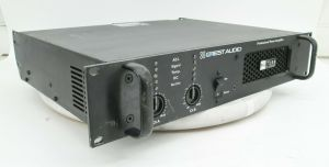 Rack Mount Crest Audio PRO 7200 Professional Power Amplifier 590W /CH @ 8-ohm