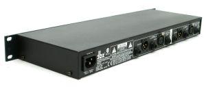 Rack Mount DBX 166A 2 -Channel Compressor Signal Processor Rack Effects 166-A