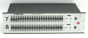 Rack Mount Klark Teknik DN-360 30-Band 1/3 Octave Graphic Equalizer EQ DN360