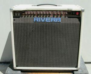 Rivera BM100 BM100-115E Combo Chris Duarte FS-5 FS-7