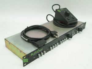 Studio Technologies StudioComm model 60A Central Controller + 61 Control Console