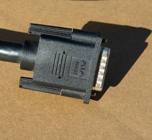 AJA K3G-BOX Tether Brake Out Cable 103227 video