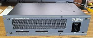 AUDIO CENTRON EQUINOX POWER AMPLIFIER MP-1200