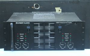 Crest Audio 10004 10,000 Watt Monster Professional Power Amplifier Amp