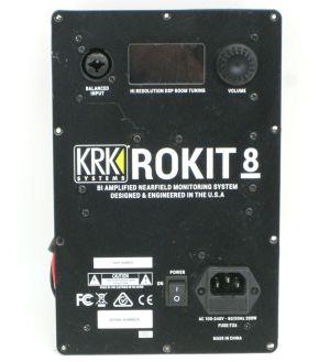 KRK Amplifier Plate Replacement Part Input Assy for ROKIT 8 Monitor Speaker