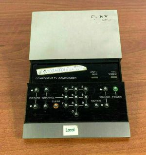 SONY RM-705 Component TV Commander Remote