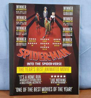 Spider-Man INTO THE SPIDER-VERSE 2018 Movie SCREENPLAY Script FYC Promo Calendar