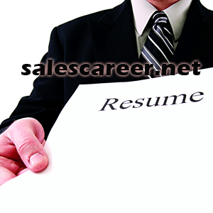 Does Blasting Your Sales Resume Really Work?