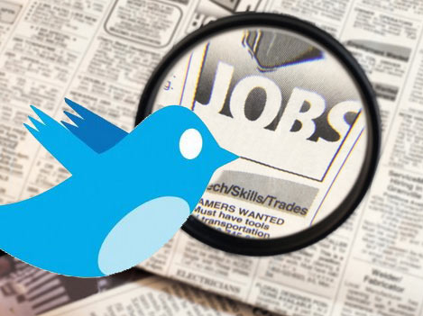 5 Ways to use Twitter to help you find Sales Jobs